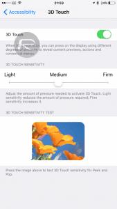 iPhone 6s – Kako odrediti jačinu pritiska za 3D Touch?