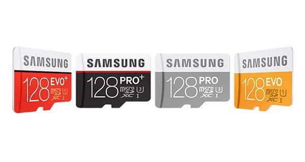 Samsung je objavio nove memorijske micro sd kartice 128GB PRO plus