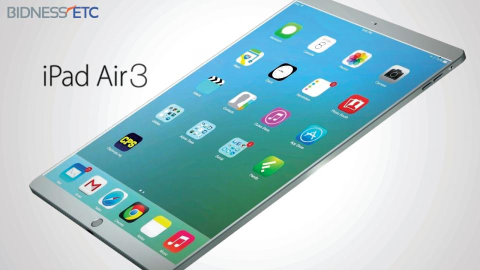iPad Air 3 dolazi u prvoj polovini 2016. godine?