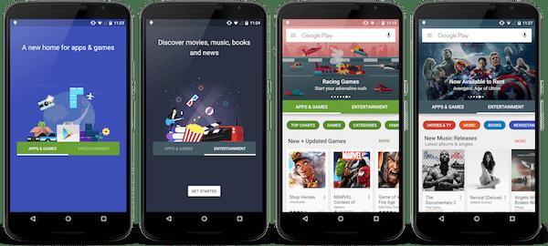 Preuzmite novu verziju Google Play Store 6.2.10 APK