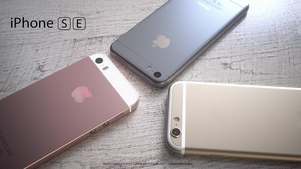 Za par dana nam stiže iPhone SE, sa 16GB osnovne memorije, Apple Pay i NFC