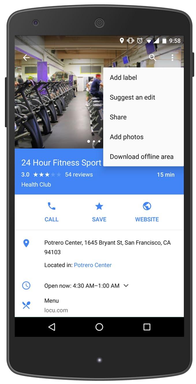 Google maps sada omogućava da prilagodite lokacije sa šarenim stikerima