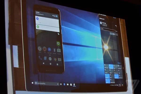 Notifikacije za Android stizu na Windows 10, Phone4u