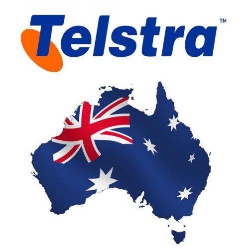Australia Telstra iPhone 2G/3G/3GS/4/4S/5/5C/5S Premium servis za fabričko otključavanje