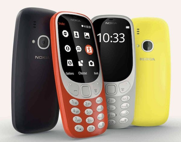 Legendarna NOKIA 3310 se vratila! :), Phone4u