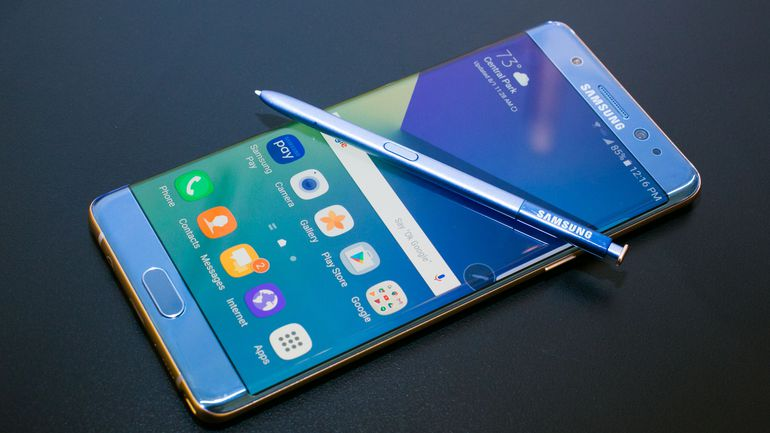 Samsung otkrio uzrok za eksplozije baterija na Galaxy Note 7, Phone4u