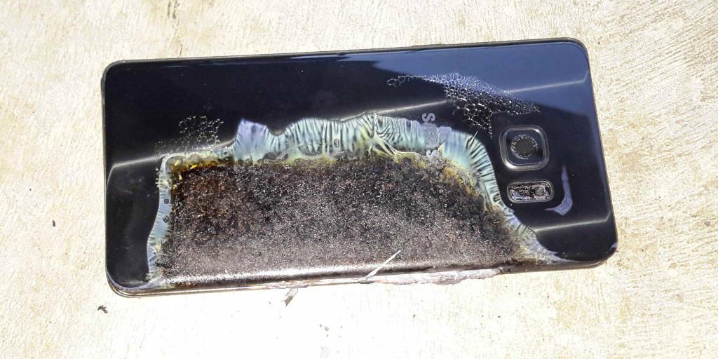 Samsung otkrio uzrok za eksplozije baterija na Galaxy Note 7
