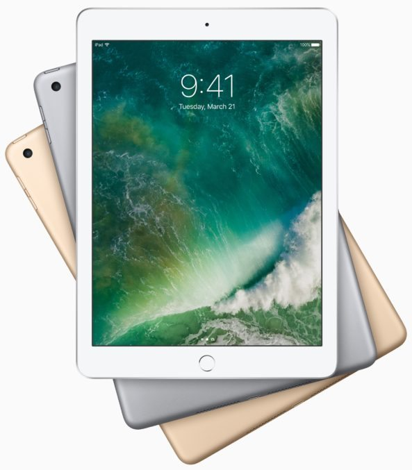 Apple je predstavio novi iPad od 9.7 inča koji zamenjuje iPad Air