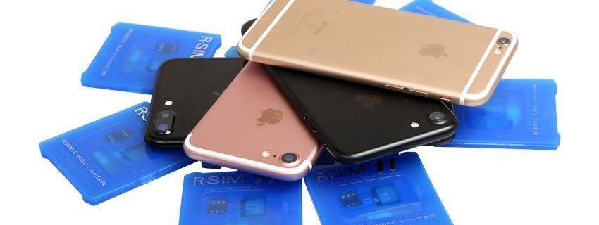 Kako otključati iPhone 7 i iPhone 7 Plus sa R sim karticom., Phone4u