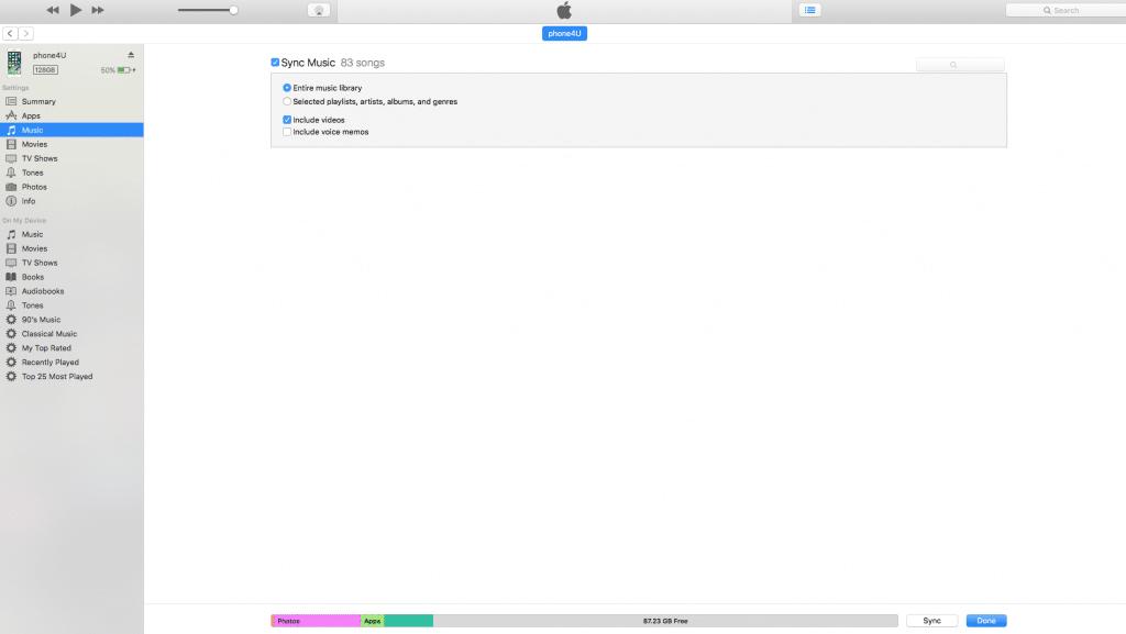 Kako se koristi iTunes?
