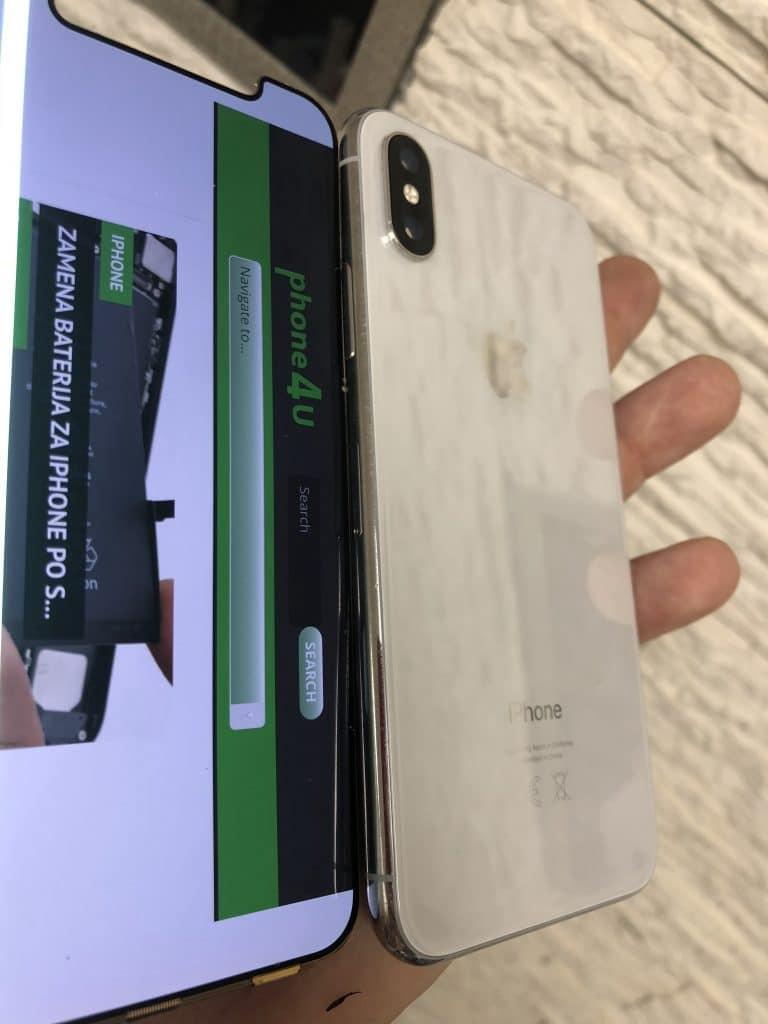 Zamena ekrana za iPhone X, XS i XS Max