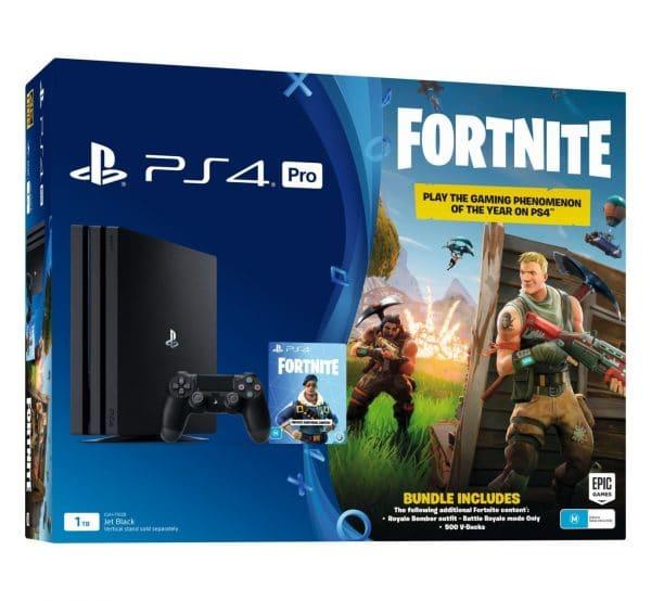 Fortnite PS4 konzola