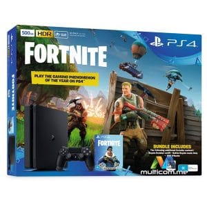 Konzola PS4 500GB Fortnite
