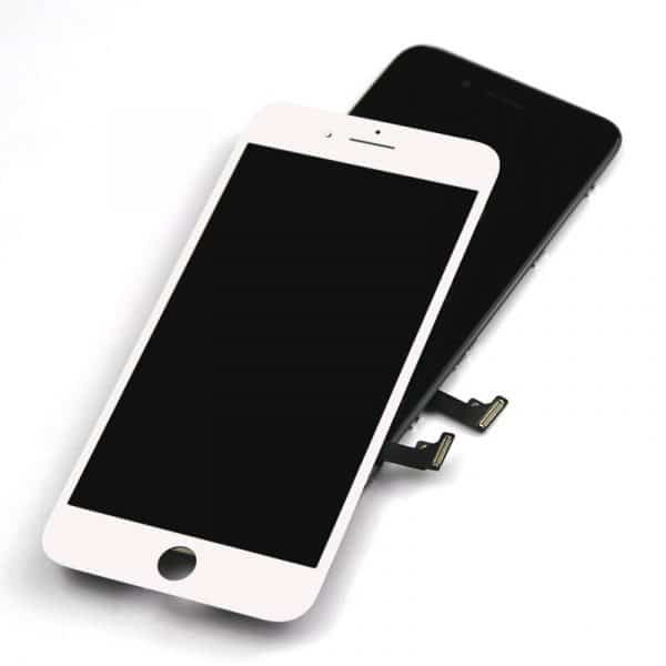 Black-White-Panel-For-iPhone-7-Plus-LCD-Touch-Screen-Digitizer-Assembly-With-Camera-Holder-Ear