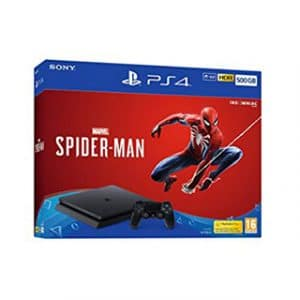 PS4-500GB-spiderman