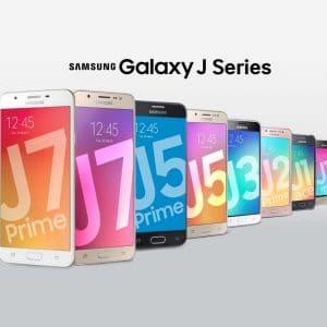Samsung J serije
