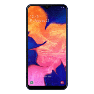 mobilni telefon samsung galaxy a10 plavi cena