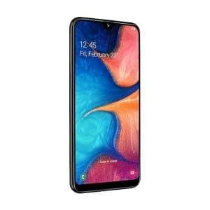 samsung galaxy a20e crni cena prodaja telefona novi sad