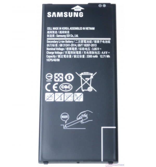 baterija za samsung galaxy j6 plus