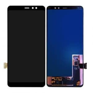 galaxy a8 plus 2018 ekran