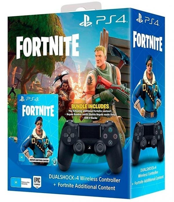 Fortnite Dualshock