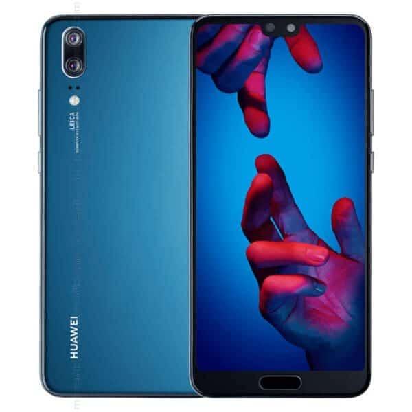 huawei-p20-blue