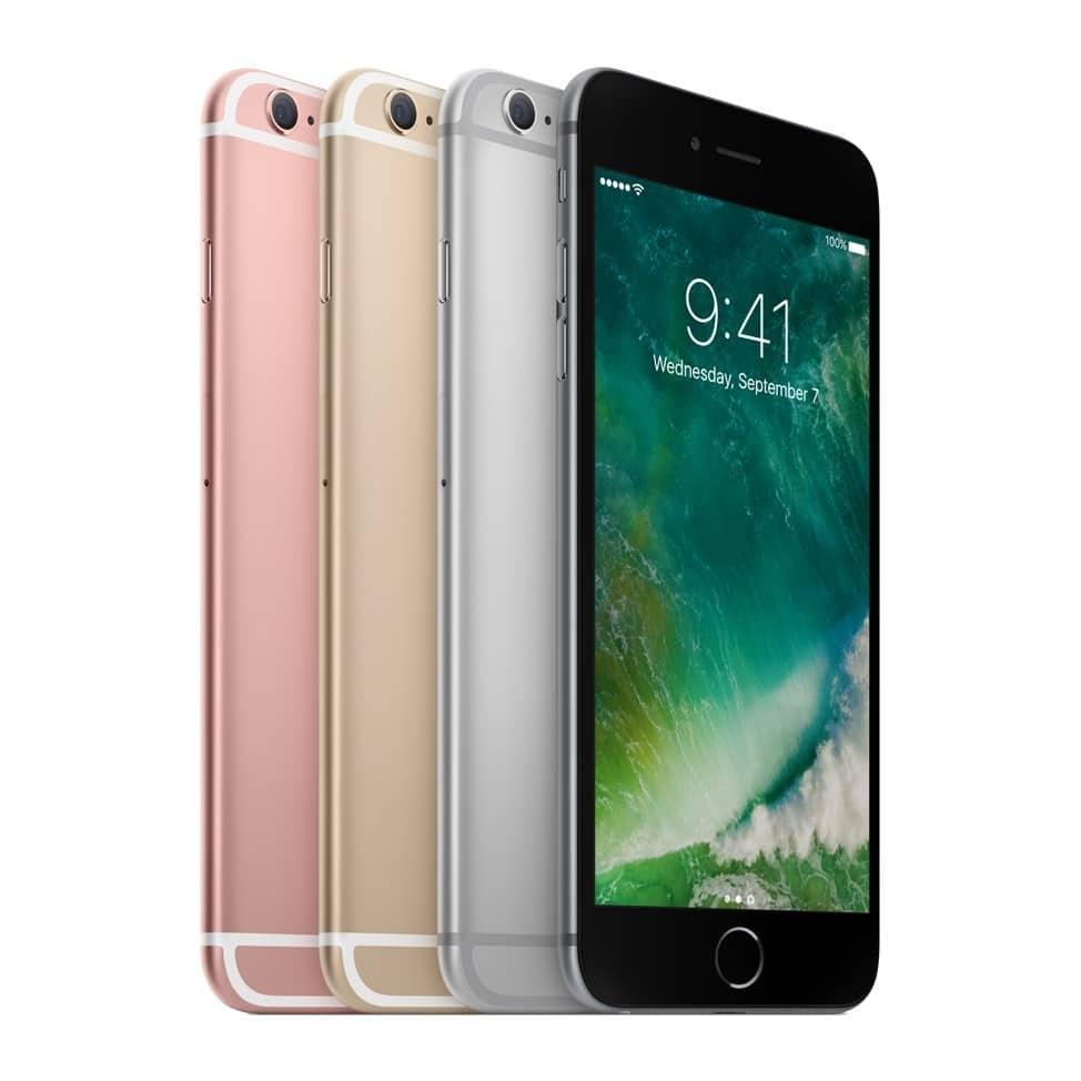 iphone 6s plus zamena ekrana stakla displeja cena