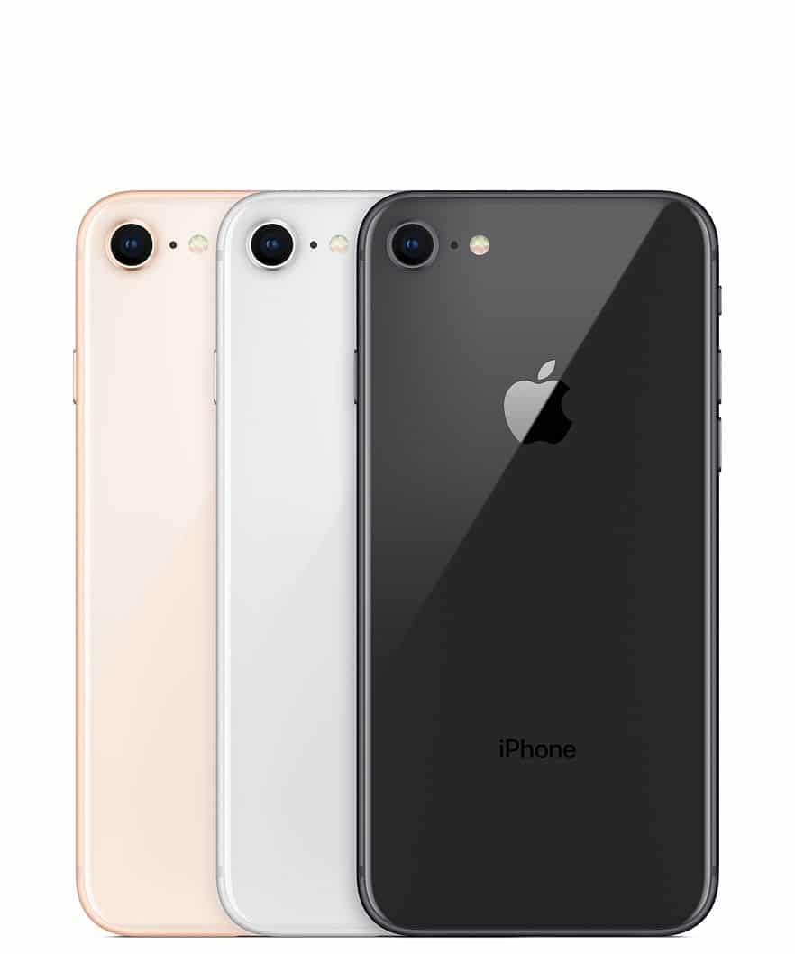 iphone 8 zamena ekrana displeja cena
