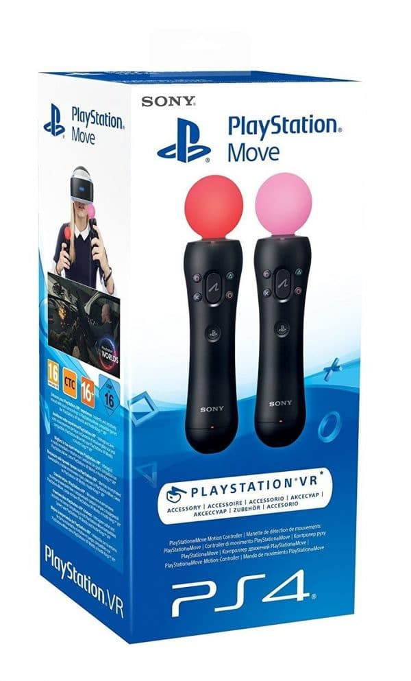 Oprema PS4 Move Twin Pack 4.0