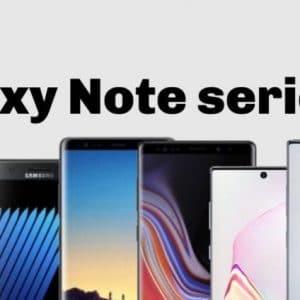 Samsung Note serije