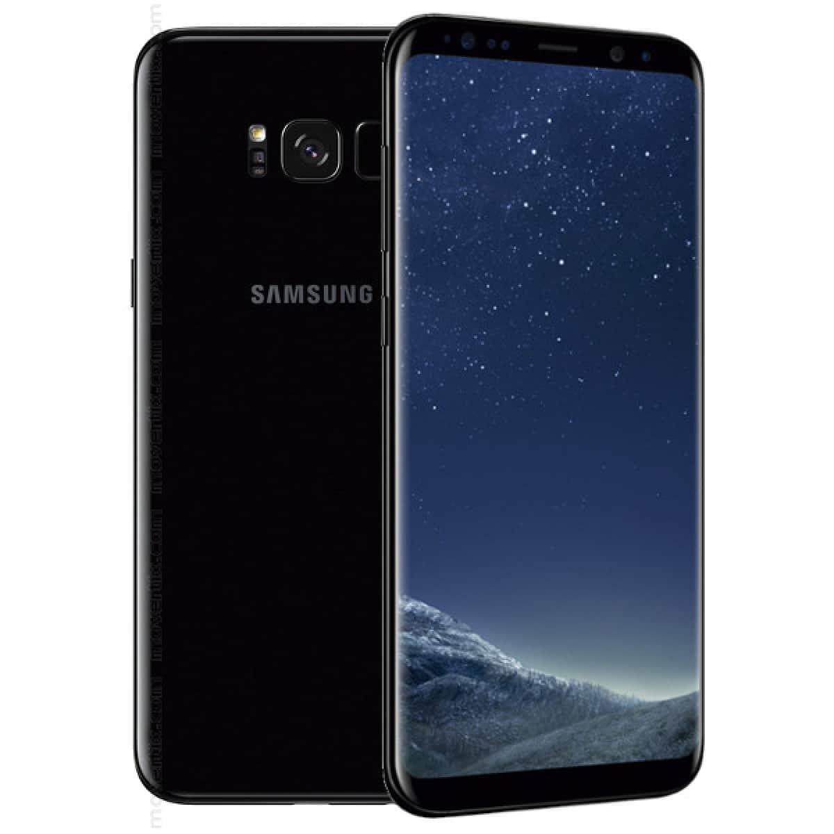 samsung galaxy s8 plus zamena ekrana baterije ledja cena
