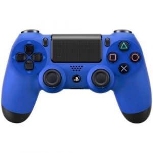 PS4 Dualshock plavi